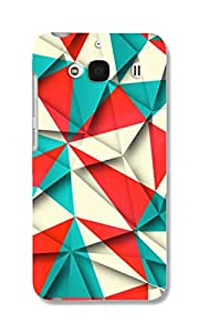 Back Cover for Redmi 2 ABSTRACT ART 3