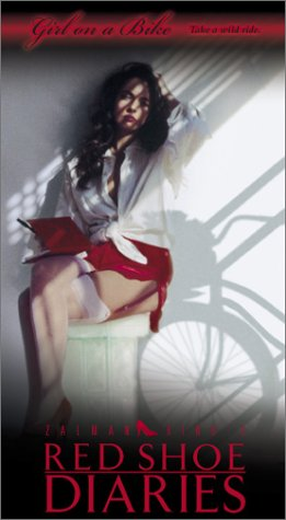 Red Shoe Diaries Girl On A Bike