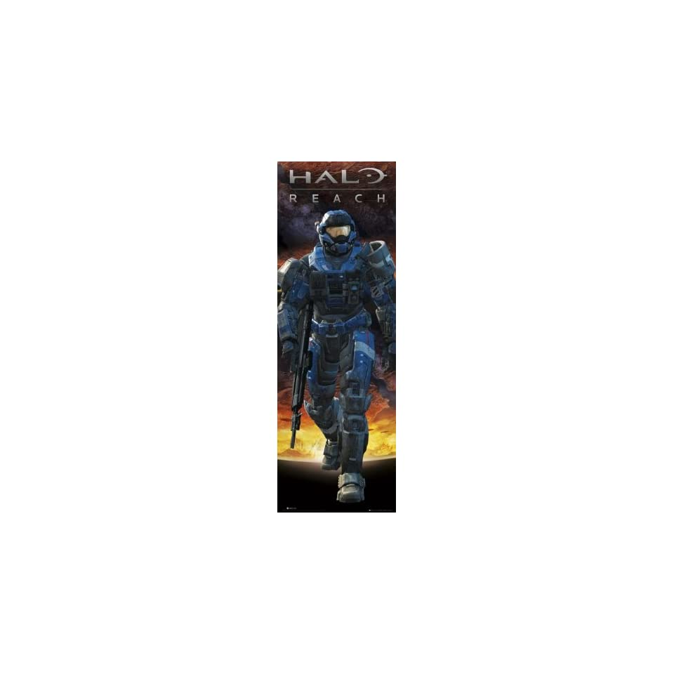 Gaming Posters Halo Reach Carter 158x53cm on PopScreen