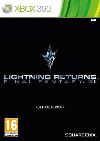 Lightning Returns: Final Fantasy XIII (Xbox 360)