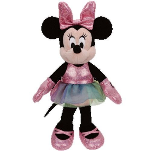 Ty Disney Minnie Mouse - Ballerina Sparkle Medium - 1
