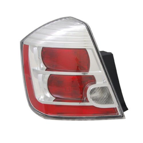 TYC 11-6388-00 Nissan Stanza Left Replacement Tail Lamp