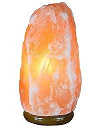JIC Himalayan Natural Ionic Air Purifier Rock Crystal Salt Lamp #17