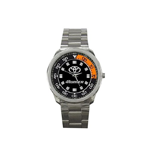 New Wrist watches XDKI020 2014 Toyota 4Runner Hilux Surf Mid Size 4WD SUV Emblem Accessories Sport Watch (Japanese Toyota Emblem compare prices)