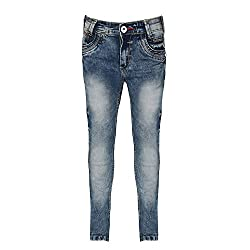 Sodacan Boy's Jeans (SDC 135_Blue_3-4 Year)