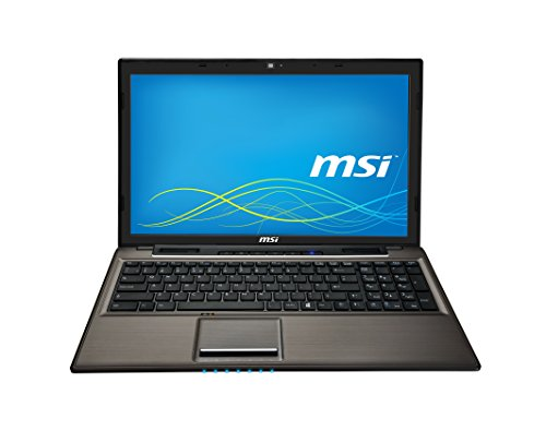 MSI Classic Series CR61 (15.6インチ/Kabini Quad core A4-5000/4GB/500GB/Win8.1) ノートPC CR61 3M-044JP