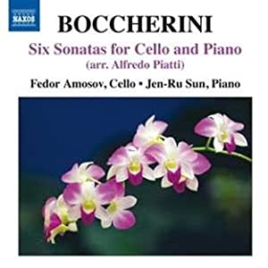 6 Sonatas for Cello & Piano