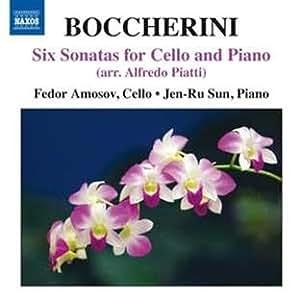 6 Sonatas for Cello & Piano