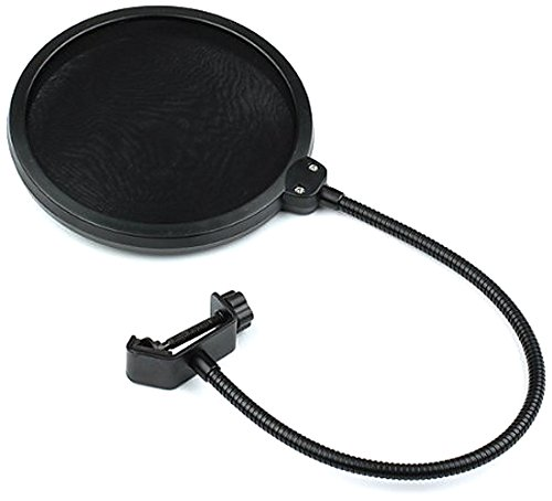 Dragonpad pop filter