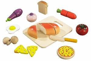 Educo 821438 - Küchenzubehör Lebensmittel