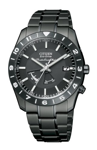 CITIZEN (シチズン) 腕時計 ALTERNA オルタナ Eco-Drive エコ・ドライブ 電波時計 VO10-6583H メンズ