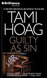 Guilty as Sin [ GUILTY AS SIN BY Hoag, Tami ( Author ) Nov-20-2011