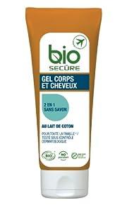 Gel corps et cheveux sans savon 100 ml en BebeHogar.com