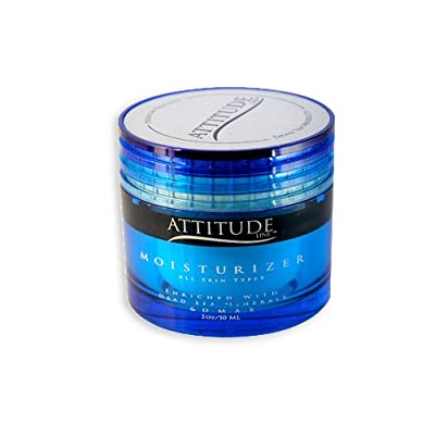 Best Cheap Deal for Attitude Line Men's Moisturizer for Daily Treatment, 5-Ounce from SFR Products - Free 2 Day Shipping Available