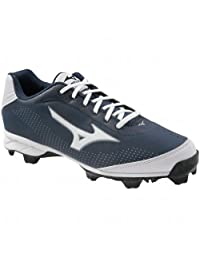 Mizuno Mens 9-Spike Advanced Blaze Elite 5 Low Molded Cleats