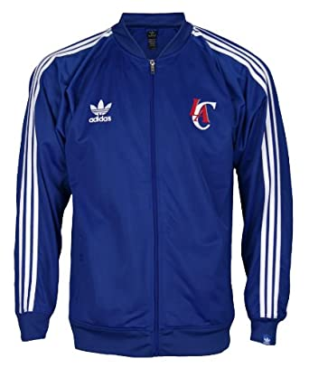 adidas Boys Los Angeles Clippers NBA Legacy Jacket by adidas