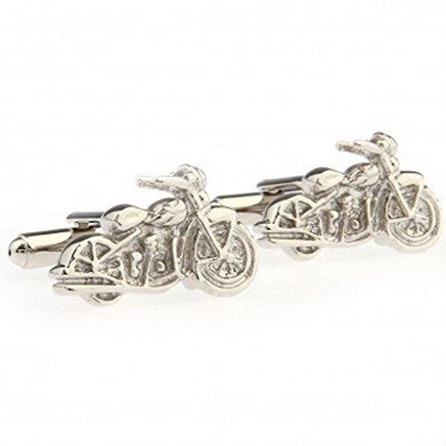 Hhbuy Cufflinks For Men Or Women Designs Motorcycle Cufflink 1 Pair Retail Promotion
