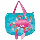 Sassafras / Plush Sea Friends Bag, Chloe Crab
