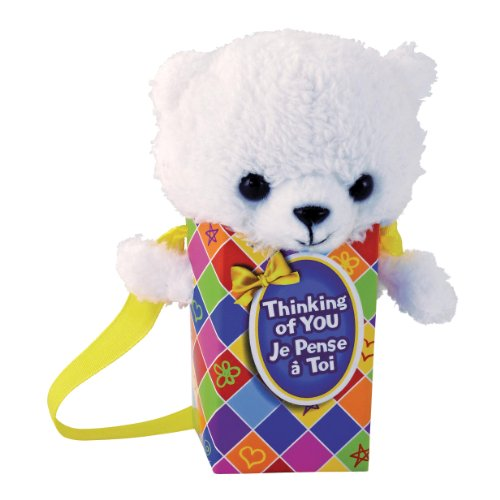 "Gund Pookie Pockets Thinking of You 4.25"" Plush"