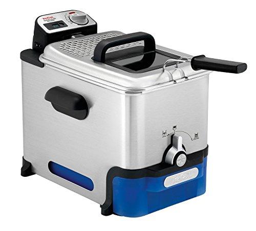 FR8040 Oleoclean Fritteuse Pro Inox und Design mit Filtersystem, 2300 W