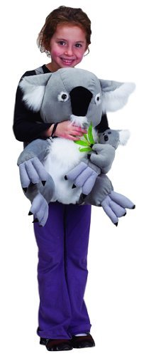 Koala Bear Child Wrap-N-Ride Costume
