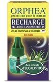 Orphea Recharge Diffuseur Anti-Moustique