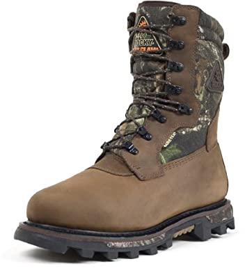 """Rocky®Men's 10"""" Arctic BearClaw 3DTMGore-Tex WP Insulated Boots-9455 (M8.5)"""