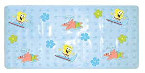 Amazon Com Ginsey Spongebob Bath Mat Surfin Baby