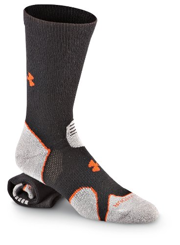Review Under Armour Men's Hitch Lite Cushion Boot Sock