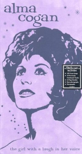 Alma Cogan - Girl With A Laugh In Her Voice: Story Of - Zortam Music