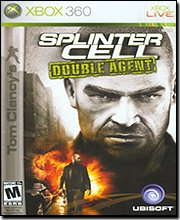 UBI Soft-Tom Clancy's Splinter Cell Double Agent