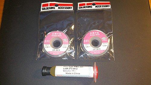 dp-eu-2-x-treccie-desoldering-desoldering-braid-soldering-tin-flussante-2-pieces-repair-gel-paste-fl