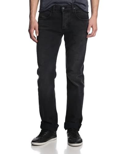 Hudson Jeans Men's Byron Five Pocket Straight Fit Jeans