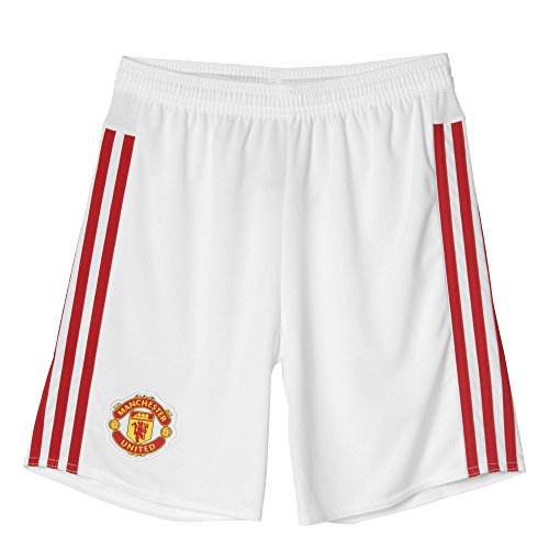 Manchester United Kids Home Shorts 2015 - 2016 (Shorts Manchester United compare prices)