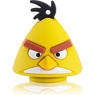 Angry Birds 8GB USB 2.0 Flash drive(yellow)