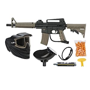 Buy JT Sports Tactical RTP Paintball Marker Kit by JT