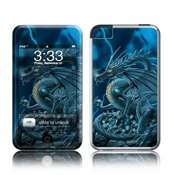 Apple iPod Touch 2G 3G Design Modding Skin Wallpaper - Abolisher
