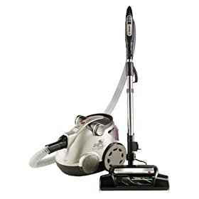 Hoover WindTunnel Canister Vacuum, Electronic Bagless, S3765-040