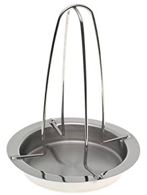 Norpro Stainless Steel Vertical Poultry Roaster