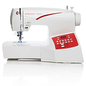 Singer Futura SES-2000 All-in-One Sew, Embroider and Serge Machine