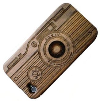 MegaGear Bamboo Case for iPhone 5