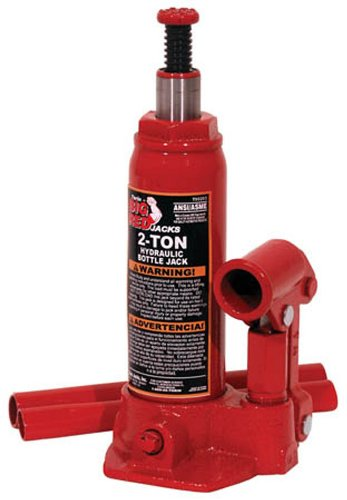 Torin T90203 2 Ton Hydraulic Bottle Jack