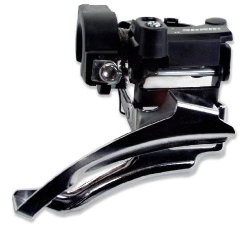 Sram 3.0 3X9 48T Max Dual Pull 31.8/34.9 Front Derailleur