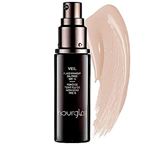 Hourglass Veil Fluid Makeup Oil Free SPF 15 No. 1.5 - Nude 1 oz by Hourglass