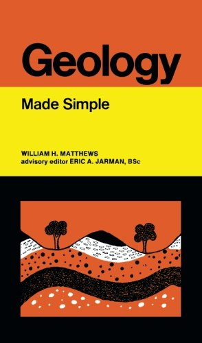 Geology: The Made Simple Series (Made Simple Books)