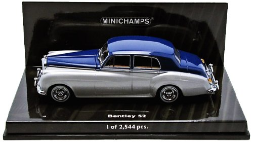 minichamps-436139950-vehicule-miniature-modele-a-lechelle-bentley-s2-1960-echelle-1-43
