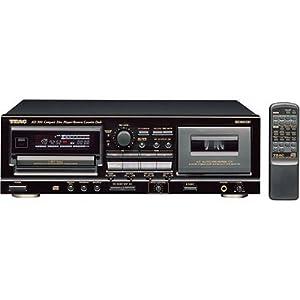 TEAC AD500 Integrated CD/Cassette Deck