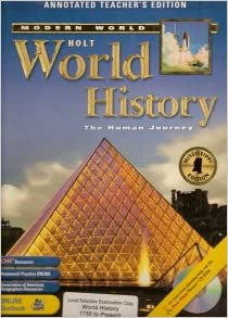 Modern world history online textbook pdf