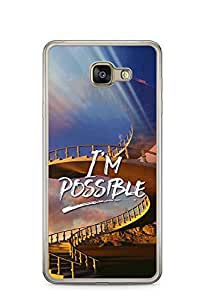 YuBingo I'm Possible Designer Mobile Case Back Cover for Samsung Galaxy A7 2016