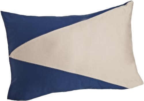 Nautica 186551 Crew Breakfast Pillow, Stone back-1041170